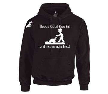 Nice Straight lines Bloody Good Shot Hoodie Official Simply Loveleh Brotherhood